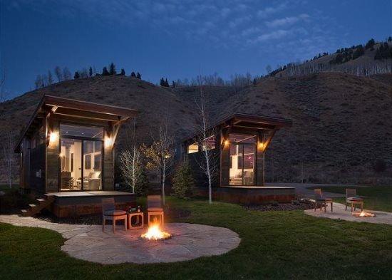 Vacation Rental Cabin. Sleeps 3. 1 bedroom, 1 bath., holiday rental in Alpine