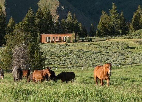 Vacation Rental Cabin. Sleeps 5. 2 bedroom, 2 bath., location de vacances à Alpine