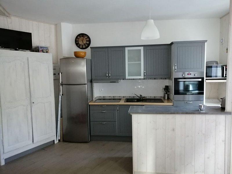Maison Mersoise chaleureuse proximité plage, vacation rental in Mers-les-Bains