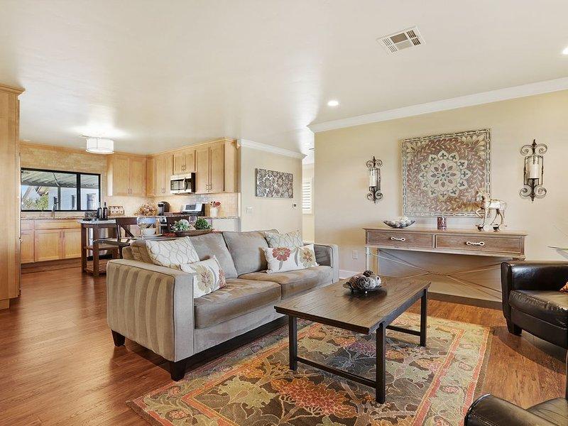 Annadan Suites is the beautifully located vineyard getaway of your dreams., casa vacanza a Elk Grove