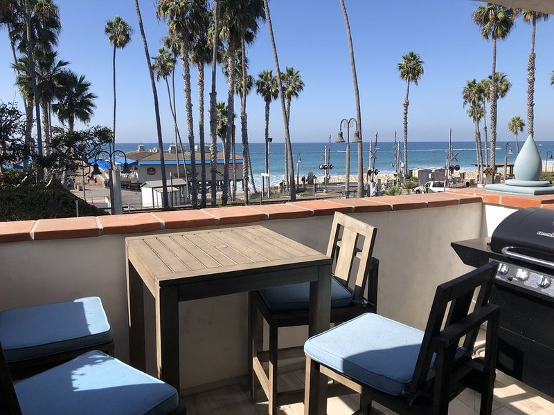 SAN CLEMENTE BEACH FRONT AT THE PIER, vacation rental in San Onofre