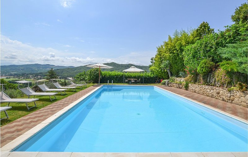 3 Zimmer Unterkunft in Lugnano, vacation rental in Trestina