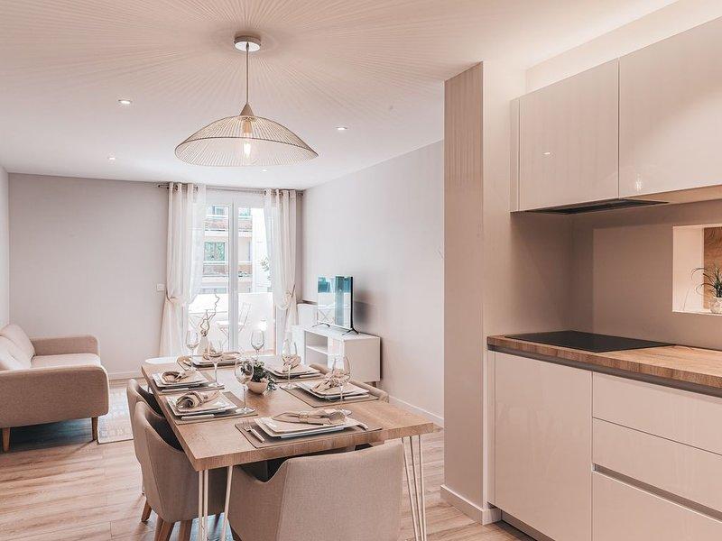 L'ECRIN D'ANNECY - Design épuré, holiday rental in Sillingy