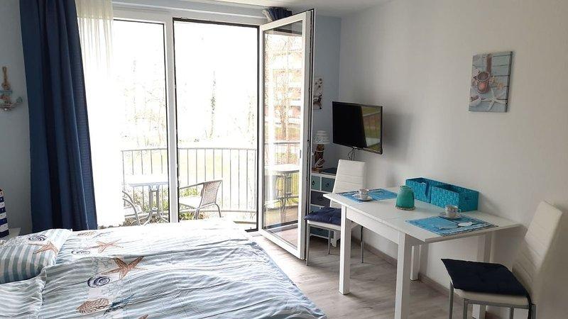 Ferienwohnung/App. für 3 Gäste mit 23m² in Tossens (125948), holiday rental in Tossens