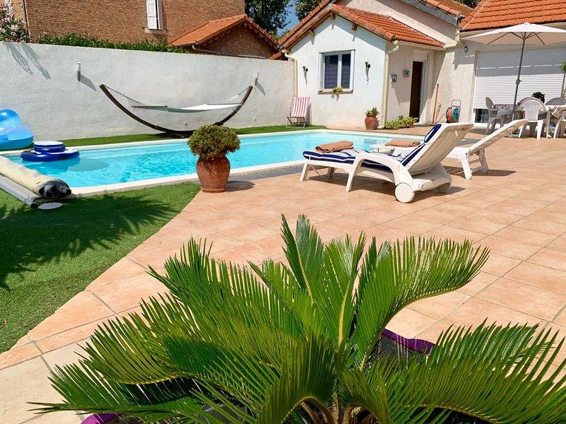 La Salamandre de Camargue Salin de Giraud, vacation rental in Le Sambuc