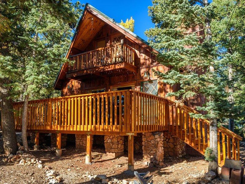 Cottage * Duck Creek! 3 bedrooms near Zion , Bryce Canyon & Brian Head, casa vacanza a Duck Creek Village