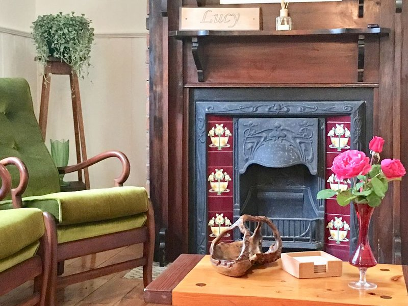 Lucy's Cottage in beautiful Kyneton, vacation rental in Macedon