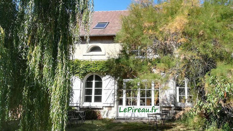 Gite Le Pireau fr, aluguéis de temporada em Naintre