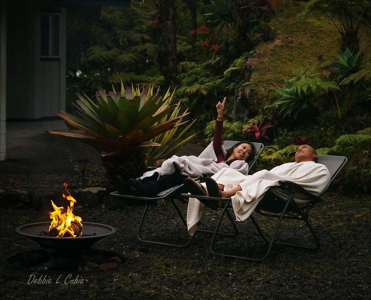 Near Volcano Park! 3 bedrooms 2 bath. Sleeps 7!, location de vacances à Volcano