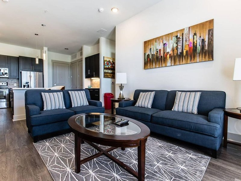 The Star - Luxury 2BR apartment at Frisco, vacation rental in Frisco