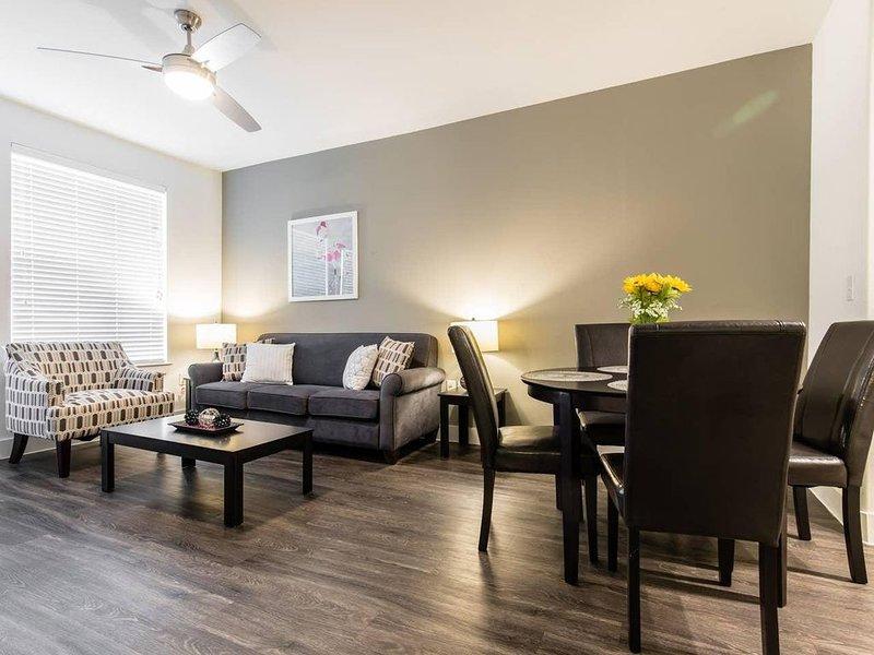 Legacy West|Corporate|1 Bedroom|Balcony, alquiler vacacional en Plano