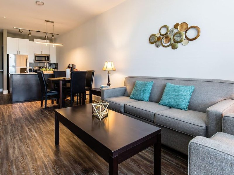 Craig Ranch | Corporate | Delightful 1BR apartment, vacation rental in Melissa