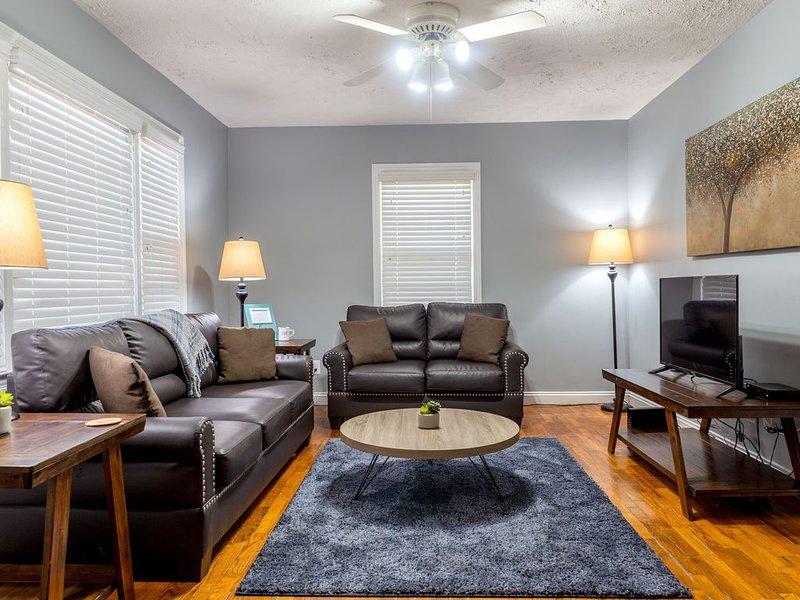 The Odom Guest House, location de vacances à Fayetteville