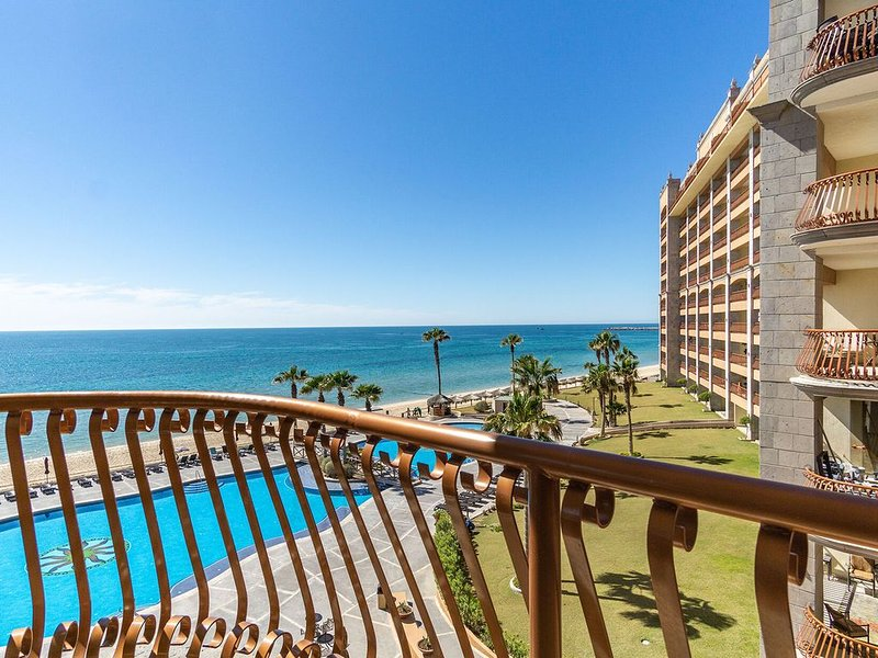 *Premier Host* Sonoran Sun E-414 Chasing The Sun 1 BR Oceanfront, holiday rental in La Choya