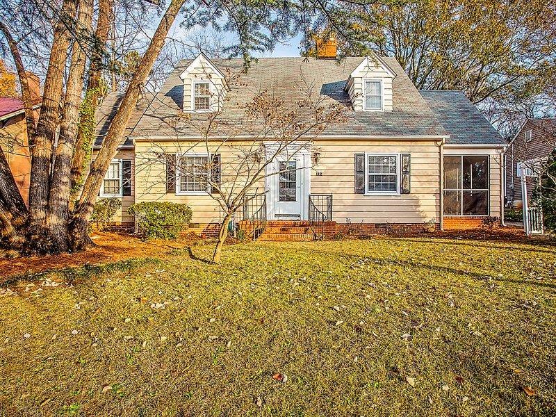 Hinsdale Manor Summar, location de vacances à Fayetteville