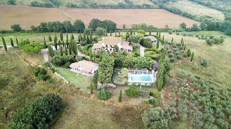 Toskanischer Traum in Hügellage und Meernähe, location de vacances à Giuncarico