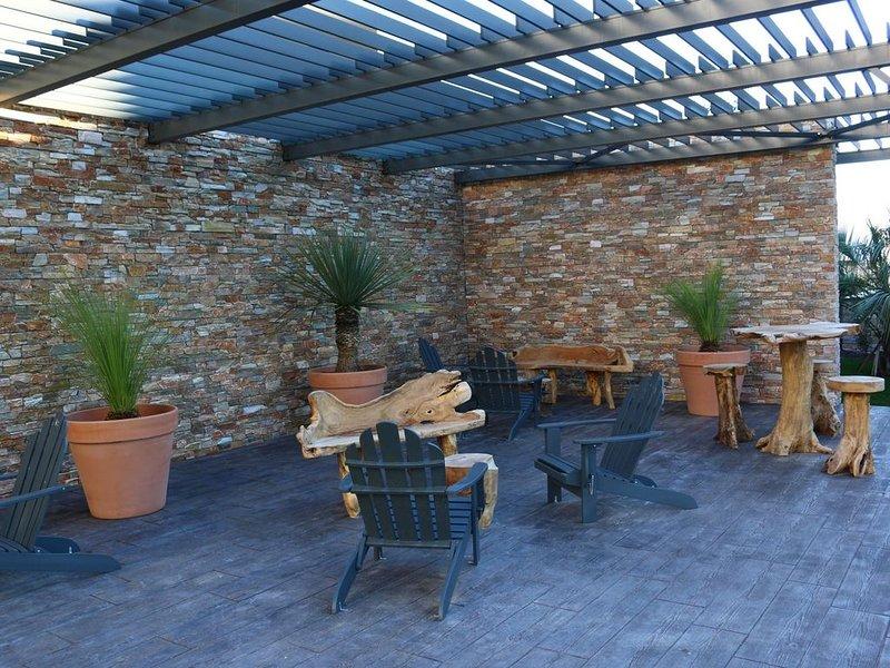 APPT NEUF haut de gamme, Terrasse, Sud Montpellier, holiday rental in Perols