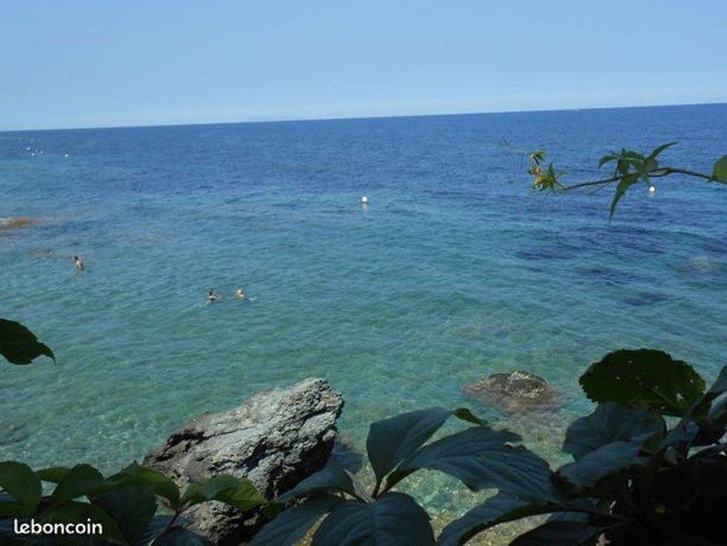 Charmante location proximité plages, casa vacanza a Ville-di-Pietrabugno