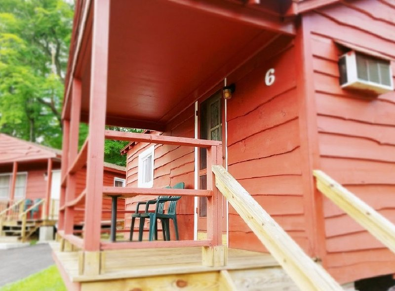 The Gold Eagle Cabin 6, holiday rental in Lake George