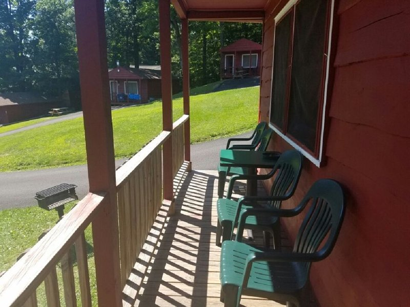 The Gold Eagle Cabin 7, holiday rental in Lake George