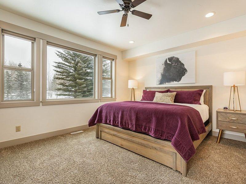 Trail Creek Springs Townhome-Access to Jackson Hole Mountain Resort & Grand Targ, aluguéis de temporada em Victor