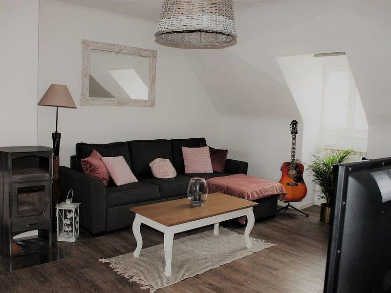 Appartement Cocooning Kasa Kiara, holiday rental in Niedermorschwihr