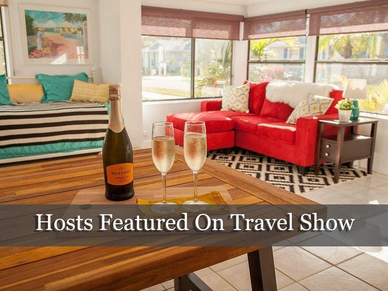 Casa del Tren - Rare Availability + Serious Fun!, vacation rental in Safety Harbor