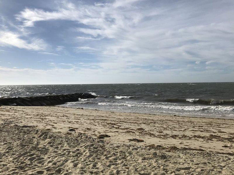 Ocean view property!  30% off rates starting 9/19!, location de vacances à Dennis