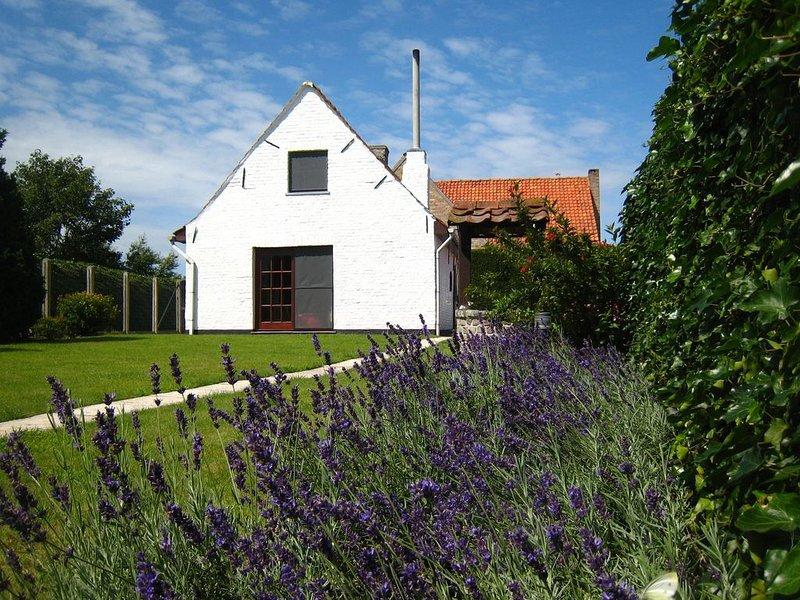 Beautiful Farmhouse in Beveren-aan-den-IJzer with Terrace, vacation rental in Alveringem