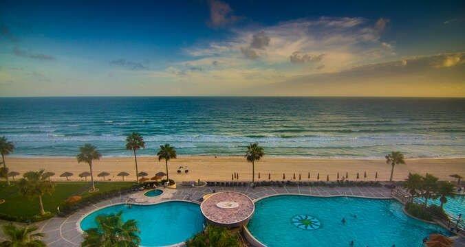 *Premier Host* Sonoran Sun W-607 SunReel Paradise 2 BR Oceanfront, holiday rental in La Choya