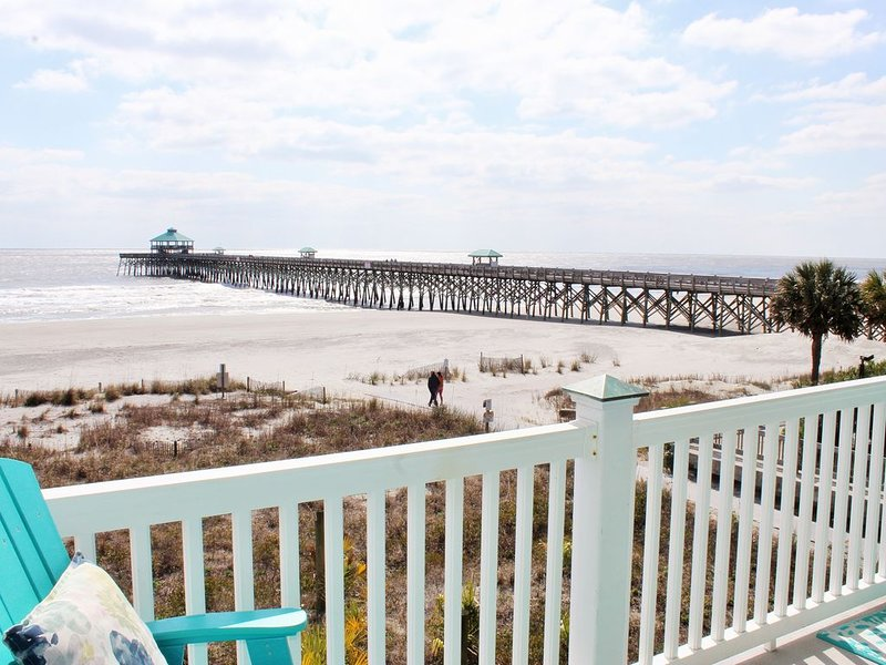 2 Perfect is What You Need when Only the Best Will Do!, holiday rental in Folly Beach