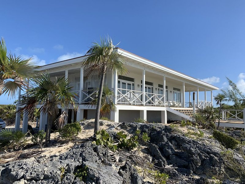 New Beach Cottage - Little Exuma, casa vacanza a Salt Pond