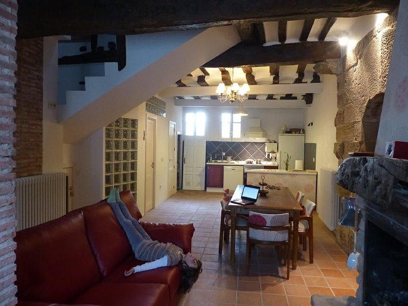 SABOR  A  RIOJA.    RIOJA TASTE, holiday rental in Santo Domingo de la Calzada