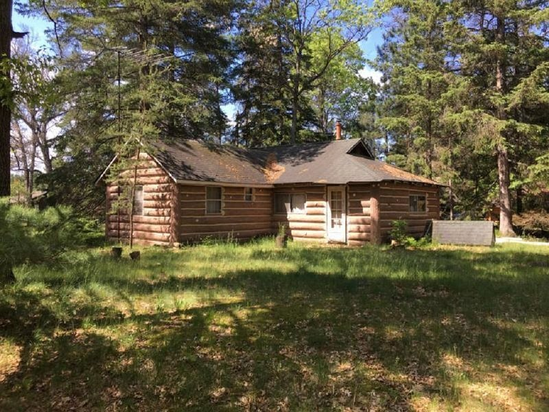 O Me, O Mio (Rustic Cabin near AuSable River and ORV/ATV/Snowmobile trail heads), holiday rental in Curran