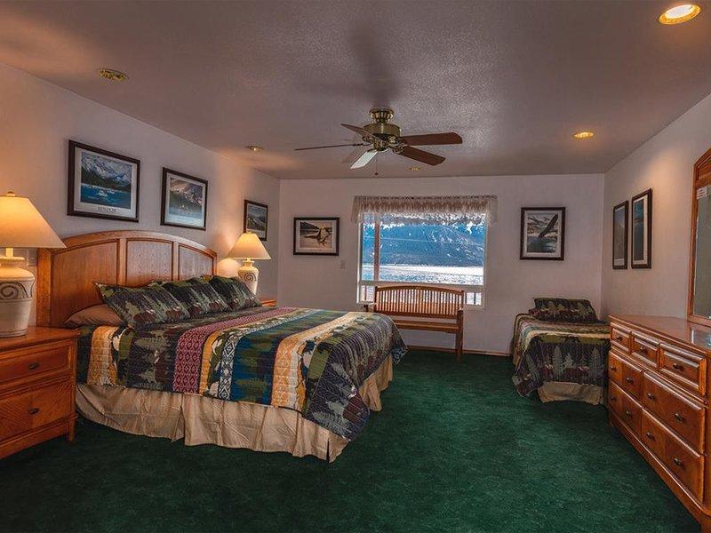 Suite 1 Lynn View Lodge, location de vacances à Haines