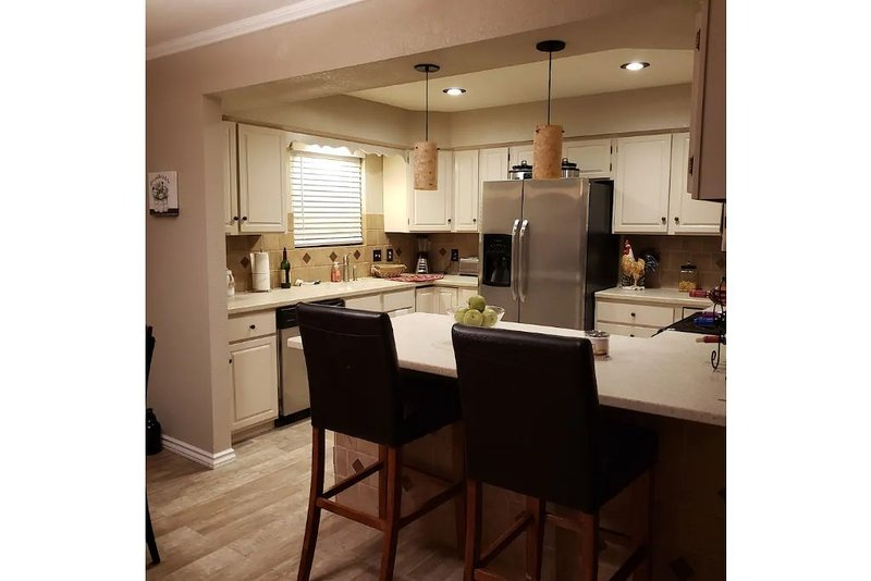 Bussell's Cozy Famhouse, holiday rental in Roswell