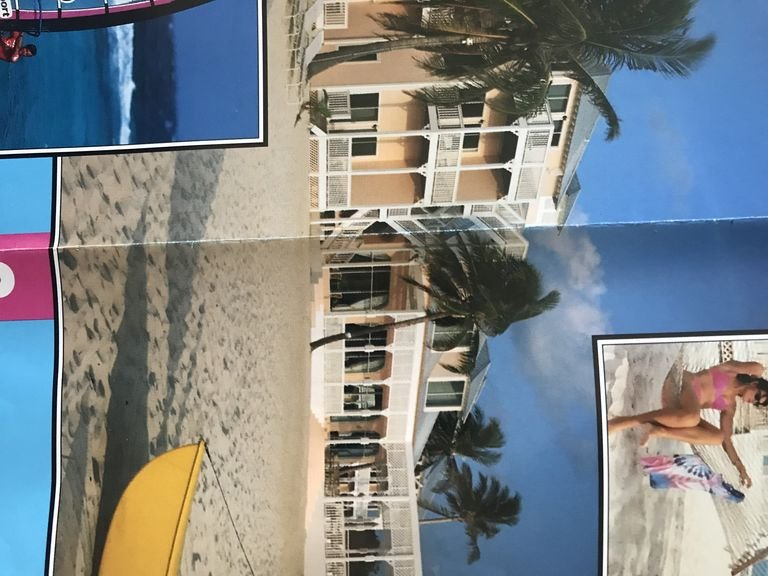 2 B/R Oceanfront Penthouse condo, holiday rental in East End