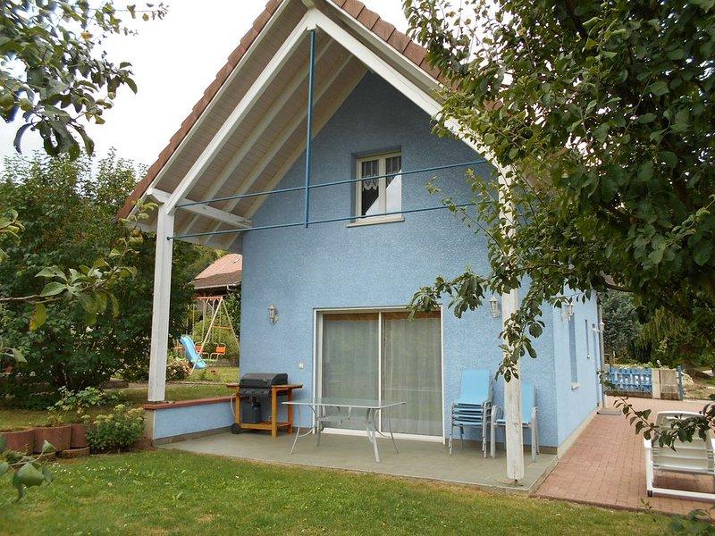 La maison en pain d épices, holiday rental in Aubure