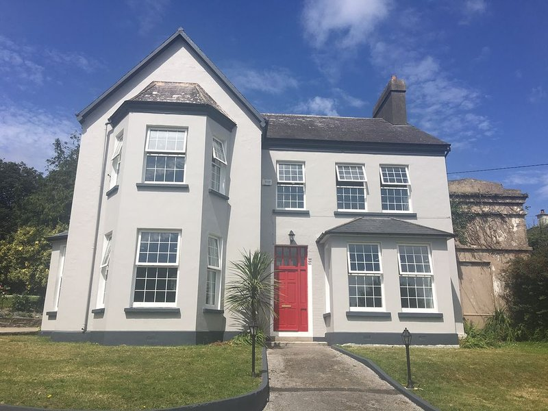 Timoleague West Cork Abbeyview House, casa vacanza a Courtmacsherry
