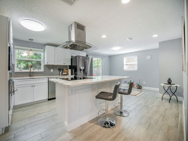 Luxury retreat at the beach, holiday rental in Jacksonville Beach
