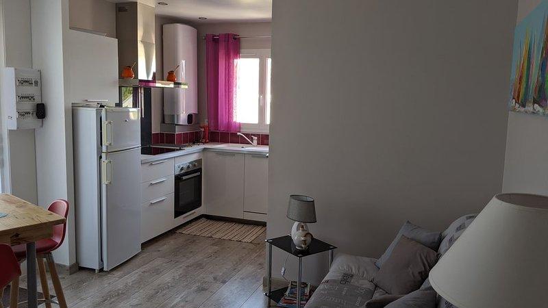 Location vacances entre Mer et Cévennes, holiday rental in Cannes-et-Clairan