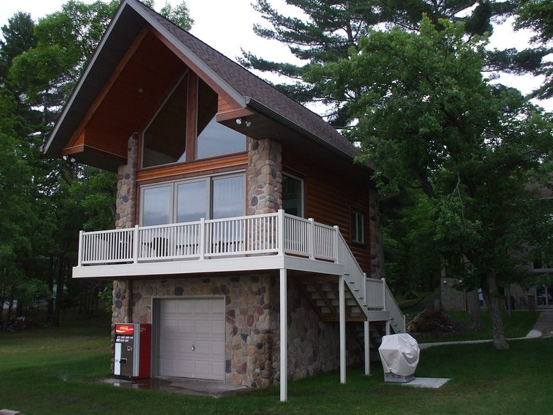 Gull Chain Beach House On Perfect Sand Beach, holiday rental in Brainerd