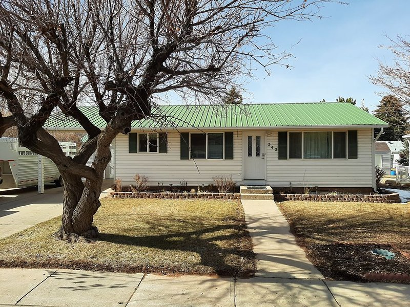 Family friendly quiet neighborhood, alquiler de vacaciones en Parowan