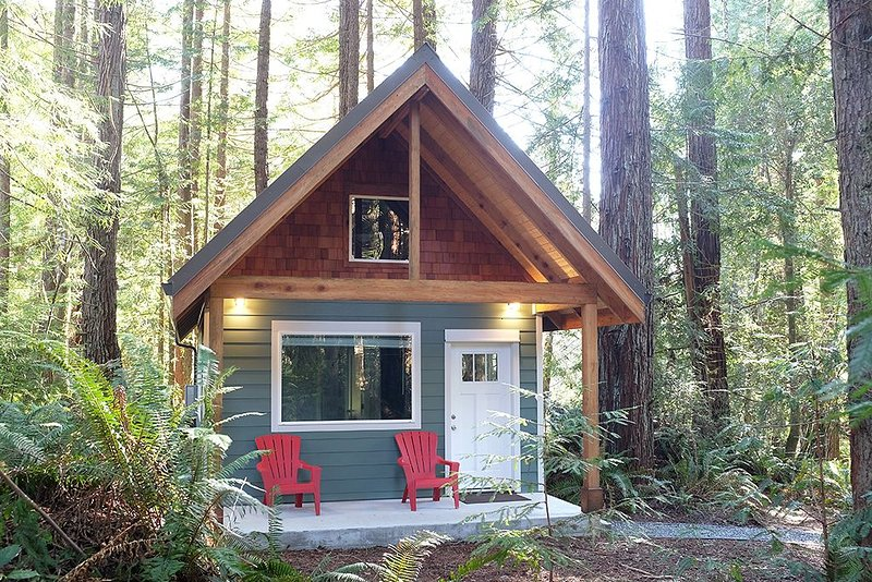 Private Redwood Retreat, holiday rental in Hiouchi