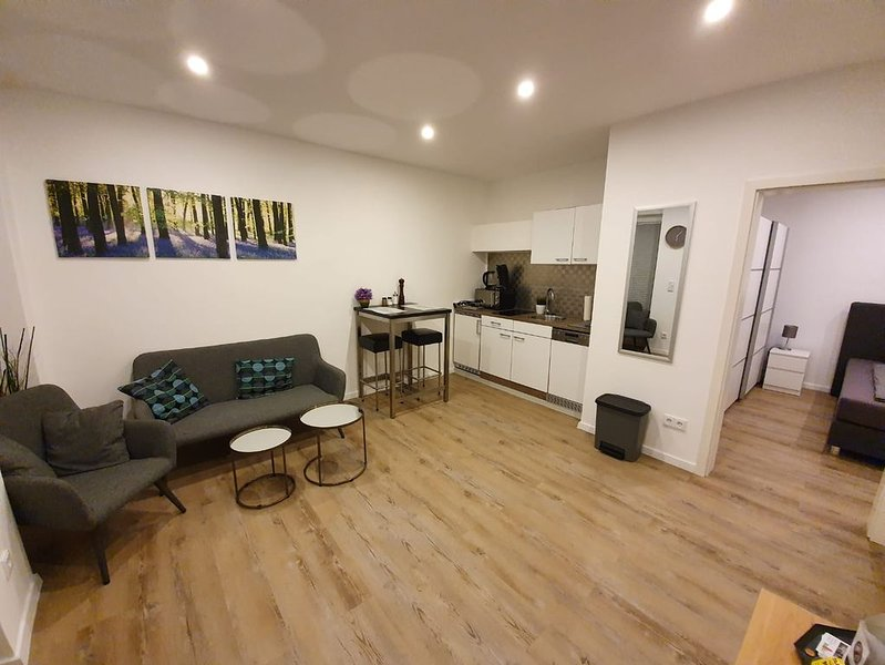 1-Zimmer-Apartment Ratingen Ost, holiday rental in Ratingen