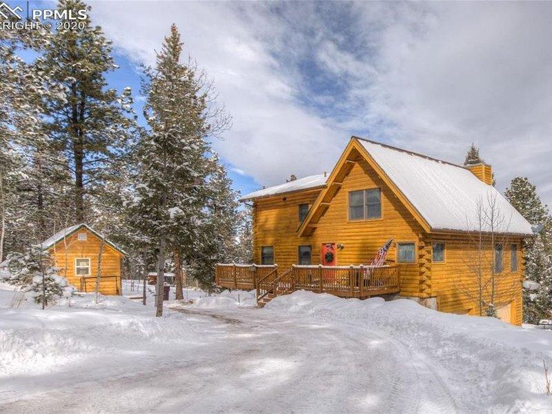 Dream Cabin Hideaway, vacation rental in Cripple Creek