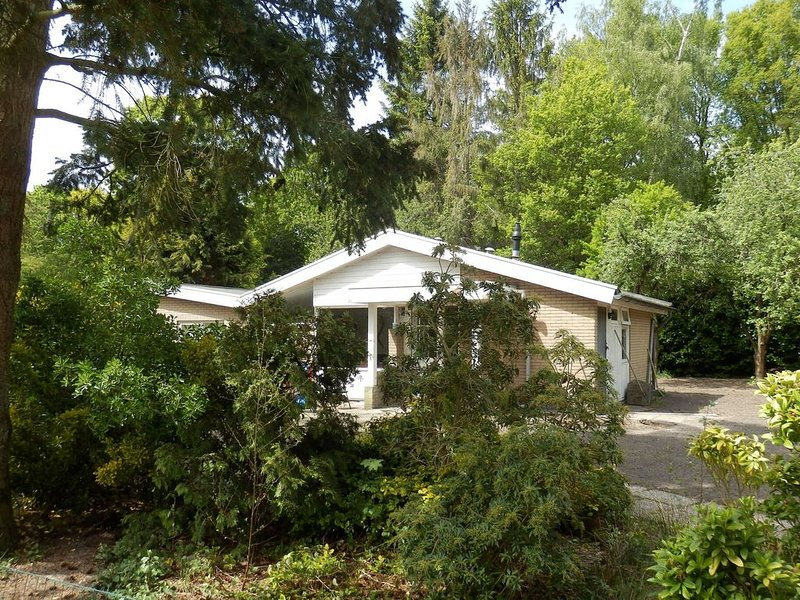 Beautiful Holiday Home in Balkbrug with Terrace and Garden, holiday rental in Balkbrug