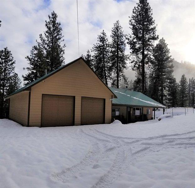 NEW! Shattuck Mountain Retreat, location de vacances à Boise