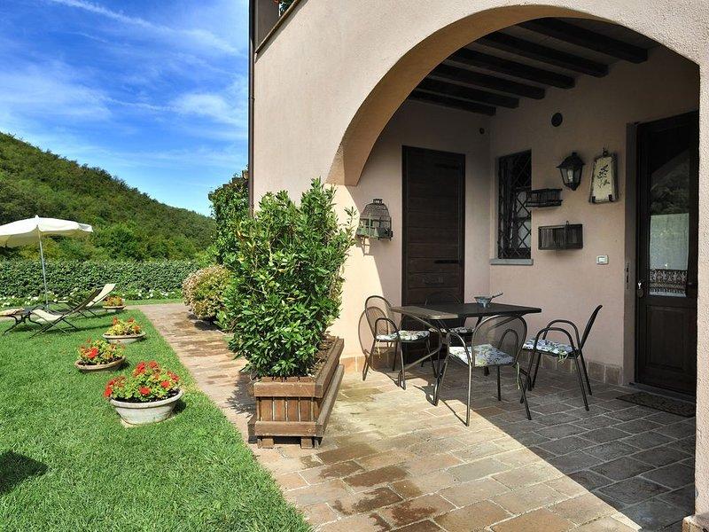 Agriturismo Il Corniolo-Casa Bacche, holiday rental in Colle Umberto I