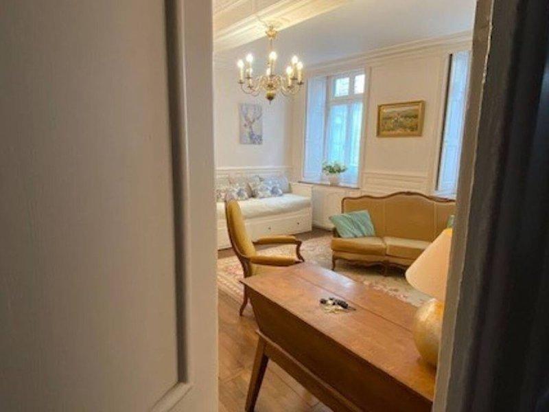 Bel appartement dans le coeur historique de Beaune, holiday rental in Ladoix-Serrigny